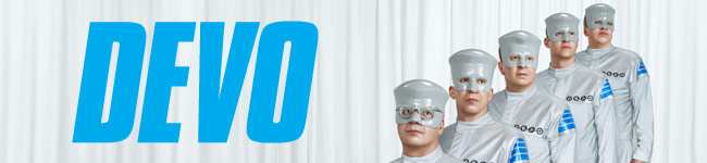 New DEVO Tour Dates