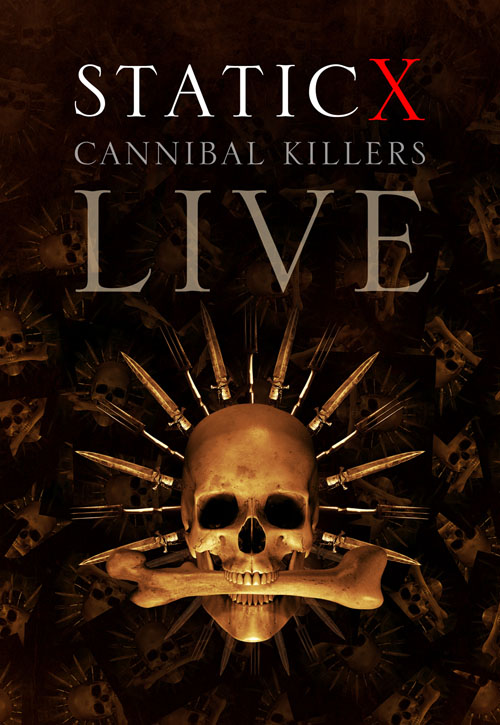 Static X - Cannibal Killers Live - DVDRip + CD Audio Livedvdfront
